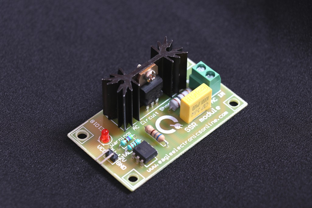 Solid State Relay (SSR) Module