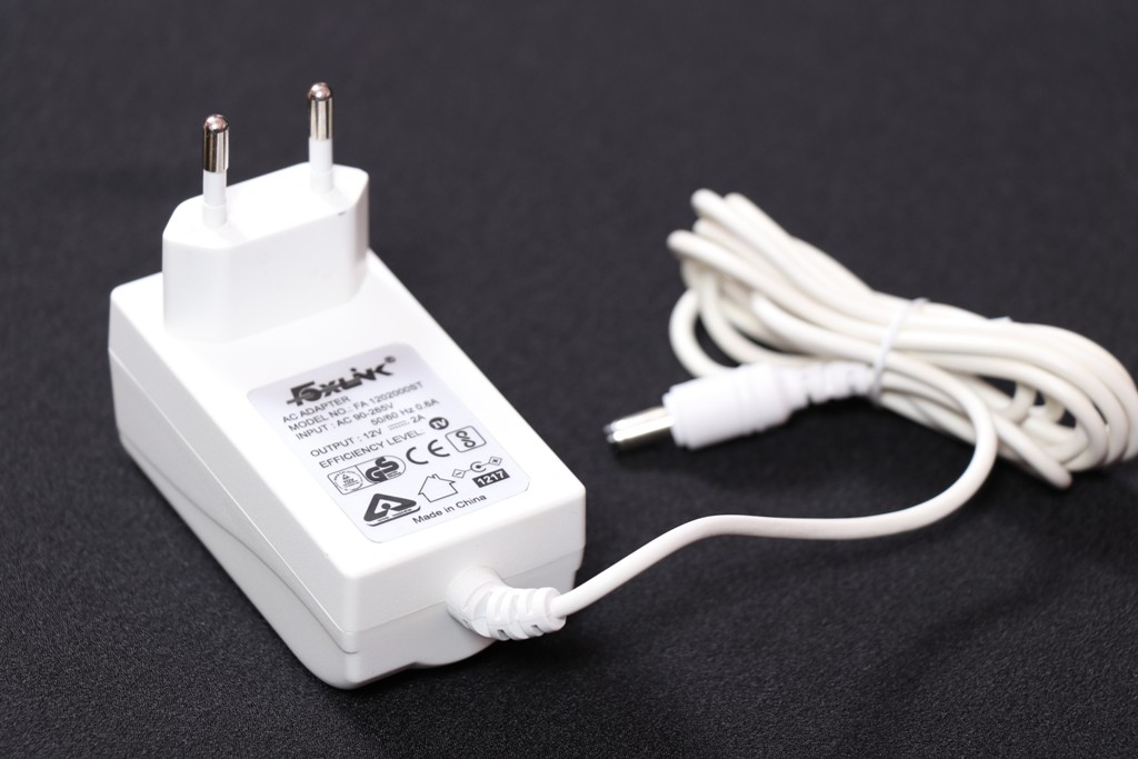 12V 2A AC/DC Power Adapter