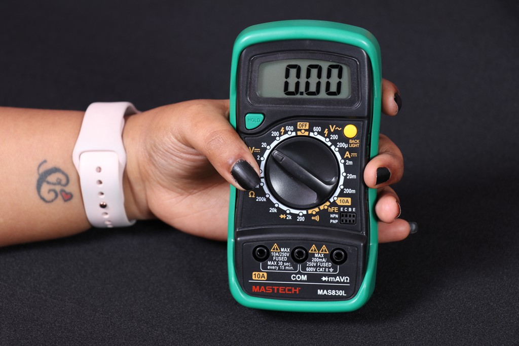 MASTECH MAS830L Digital Multimeter